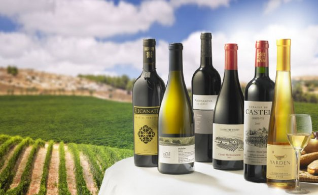 Israeli Wine - blog article Juda Engelmayer