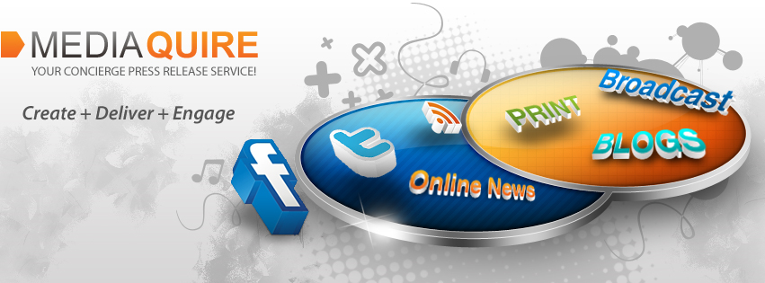 Distribute press releases with MediaQuire, a trusted source in online news release distribution service.