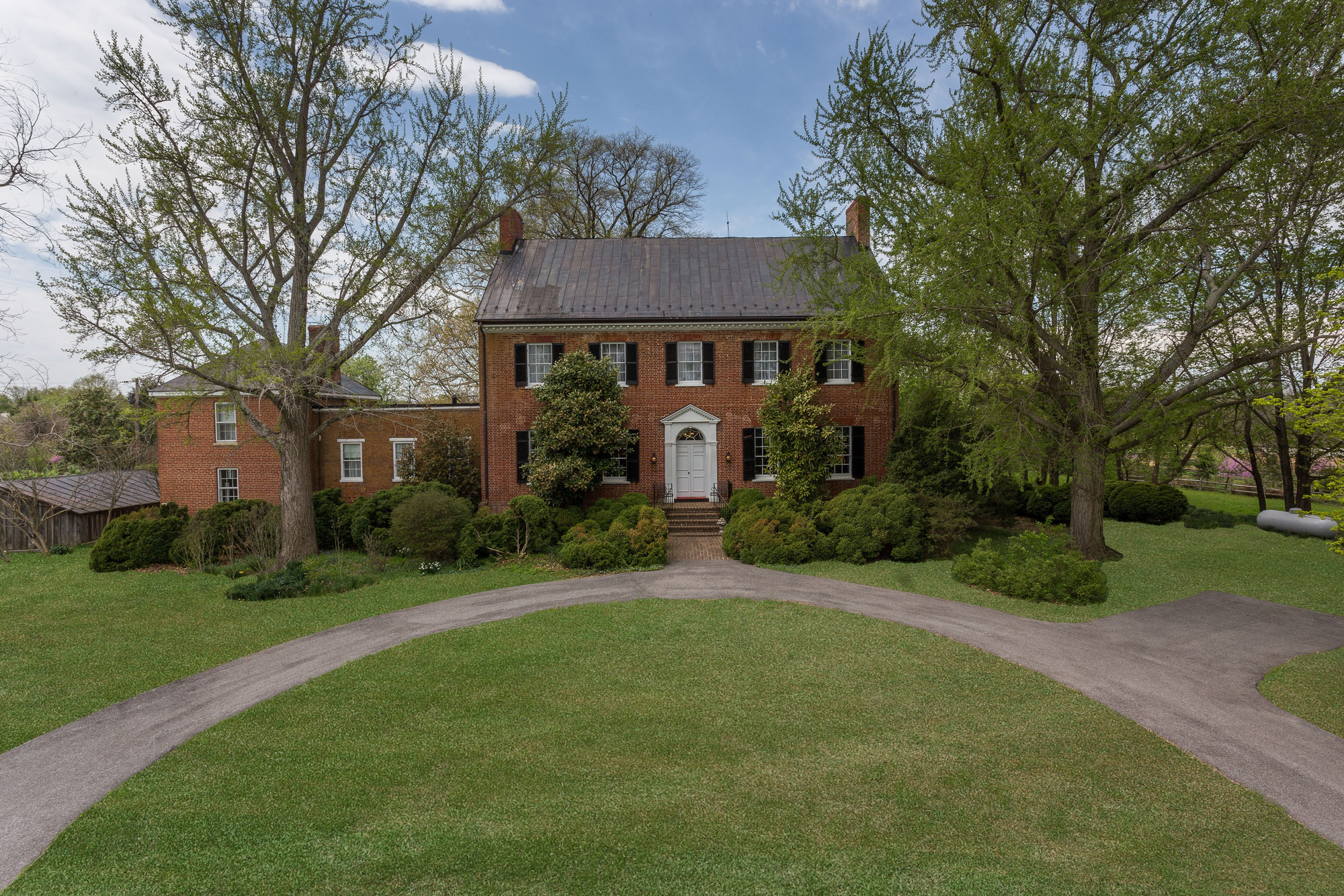 Jim Bell of Beasley Real Estate is proud to list historic Maryland estate