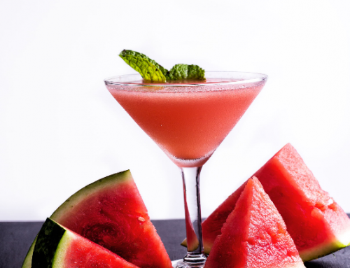The Perfect Cocktail Recipe to Celebrate National Watermelon Day (August 3rd)