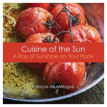 Chef François de Mélogue cookbook