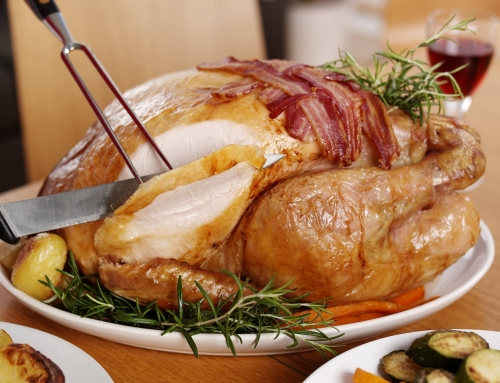 Chef Turkey Carving Tips