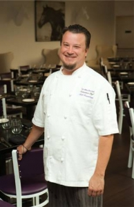 Bill Rosenberg, Executive Chef of NoMa Social, located at One Radisson Plaza in New Rochelle