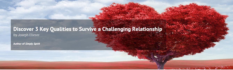 joseph eliezer building relationships