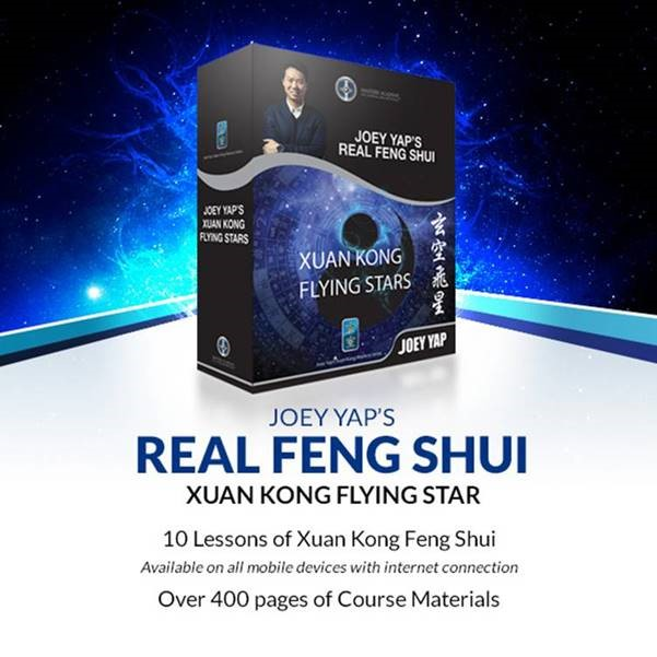 Feng Shui online courses availabe
