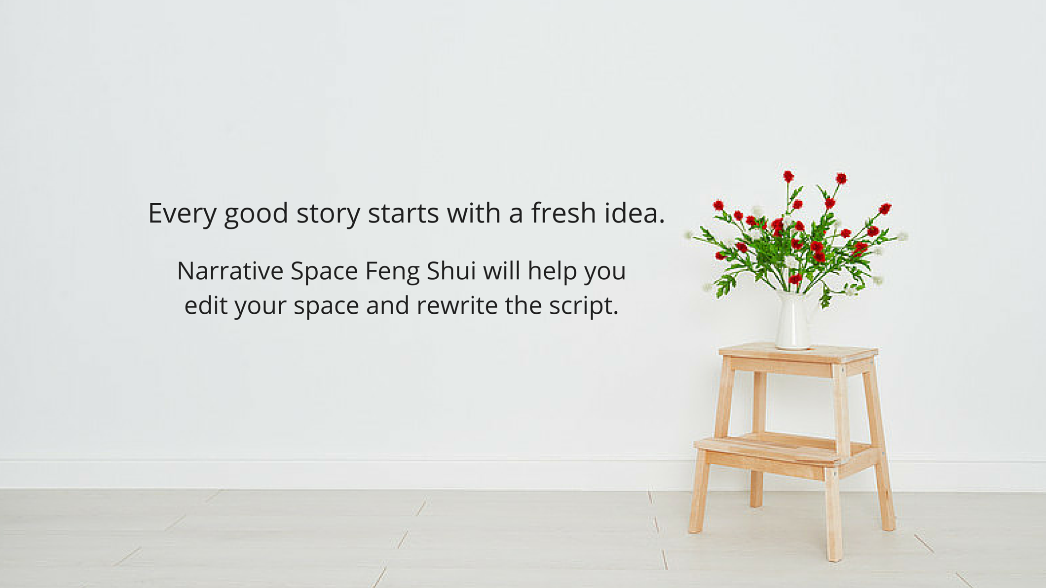 Narrative Space Feng Shui Tips to enhance your love life and career