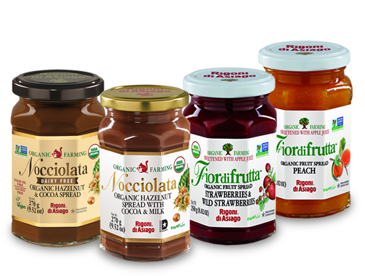 Award Winning Spreads from the Mountains of Italy!