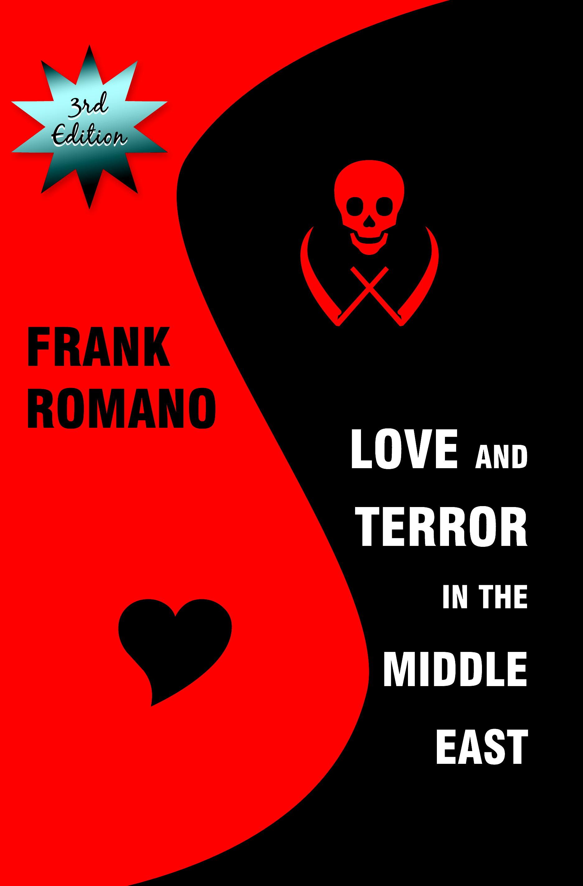 Dr. Frank Romano's book LOVE AND TERROR