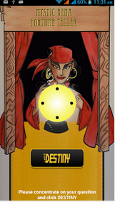 Psychic Eye Q Launches new Fortune Teller App