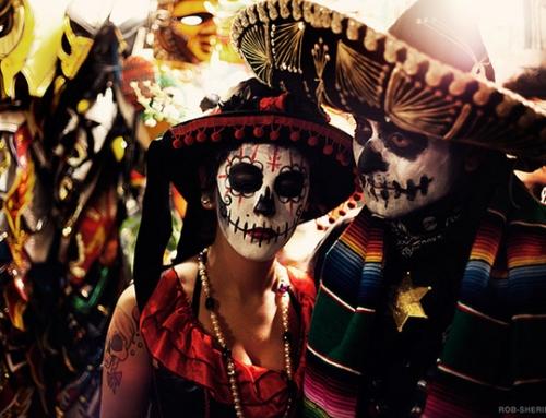 Celebrate Día de los Muertos!