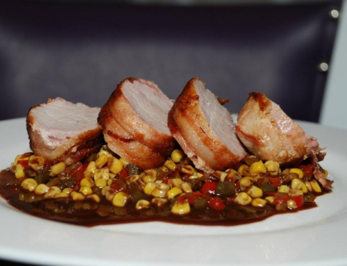 Chef Bill Rosenberg of Westchester's NoMa Social shared two of favorite festive dishes